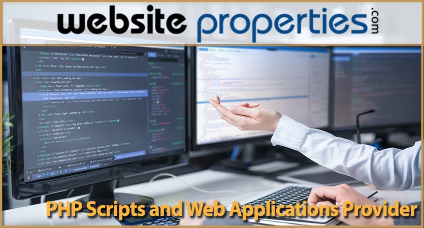 PHP Scripts and Web Applications Provider