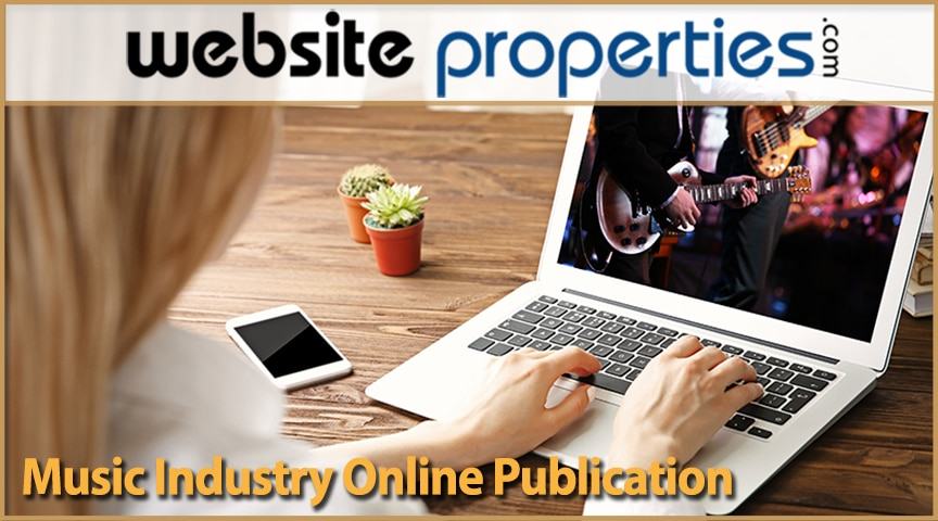 Music Industry Online Publication