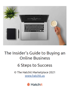 Insider's Guide to Buying an Online Business